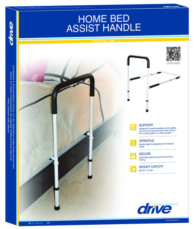 Home Bed Assist Handle with Floor Support