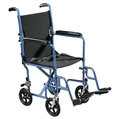 Drive Economy Steel Transport Chair