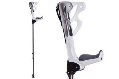 FDI ErgoDynamic Forearm Crutches (Each)