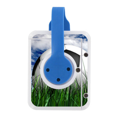 Clippo Bedwetting Alarm  - Soccer Skin (Used, Reconditioned)