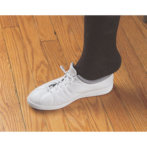 "Ableware Elastic White Shoelaces, 30"", 3 Pairs"