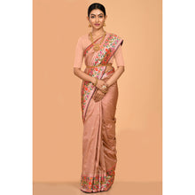 Load image into Gallery viewer, High quality Powerloom Silk Saree- DD-P1-S509