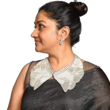 Load image into Gallery viewer, Detachable Saree Collars
