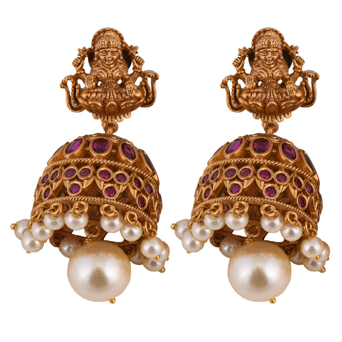 Temple Earrings(DD-R1E510)