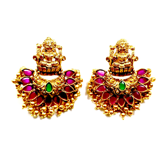 Temple Earrings (DD-R1E512)