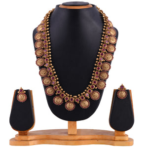 Temple Jewellery- Necklace (DD-R1N502)