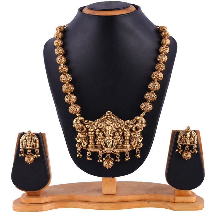 Temple Jewellery- Necklace (DD-S1N501)