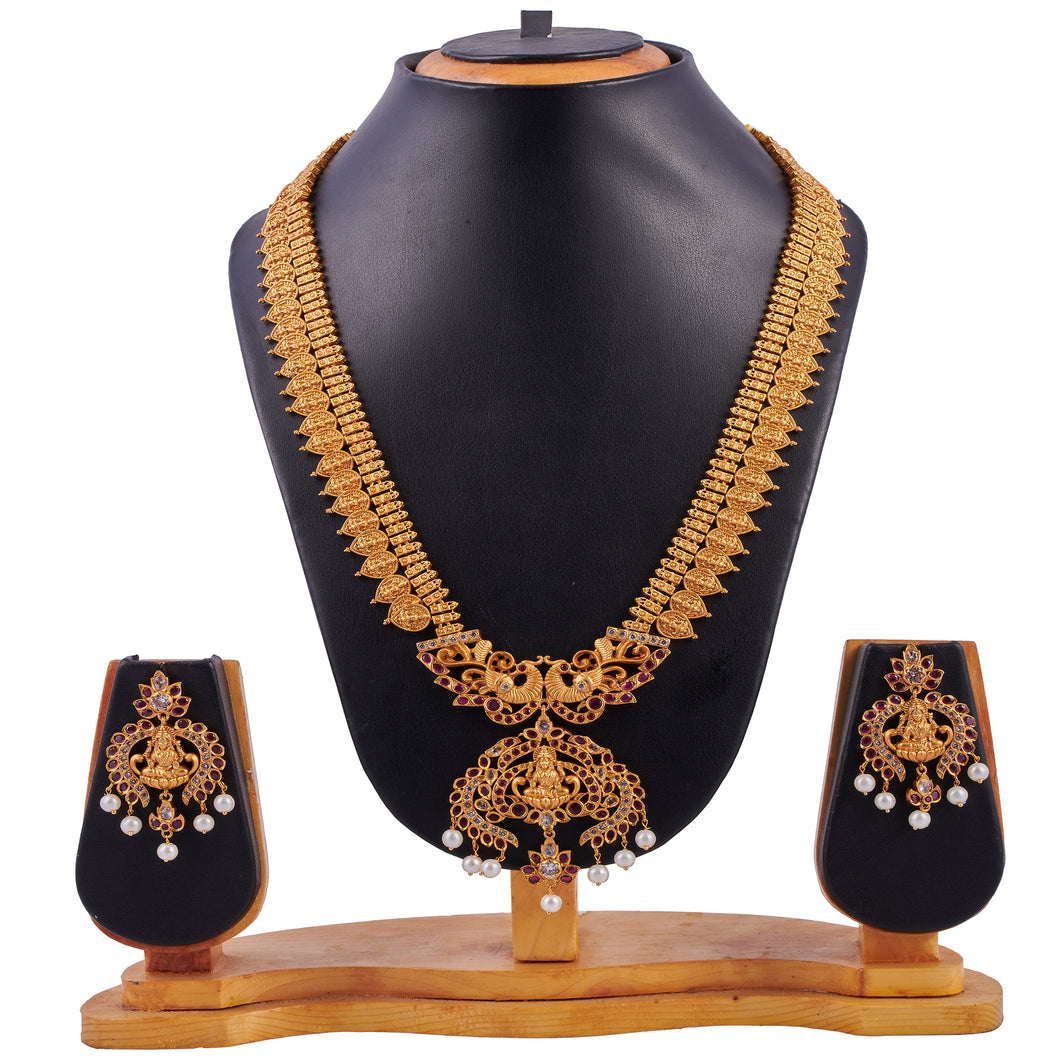 Temple Jewellery- Necklace (DD-S1N506)