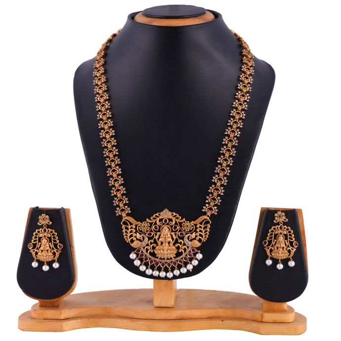 Temple Jewellery- Necklace (DD-S1N507)