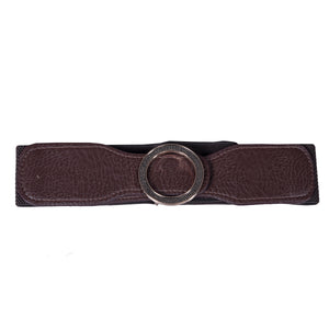 Woman Solid Belt - Round
