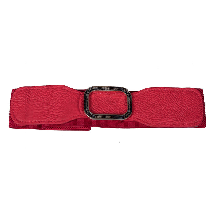Woman Solid Belt - Rectangle