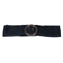 Load image into Gallery viewer, Woman Solid Belt - Round