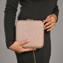 Load image into Gallery viewer, Champagne Clutch  - DD-113RG