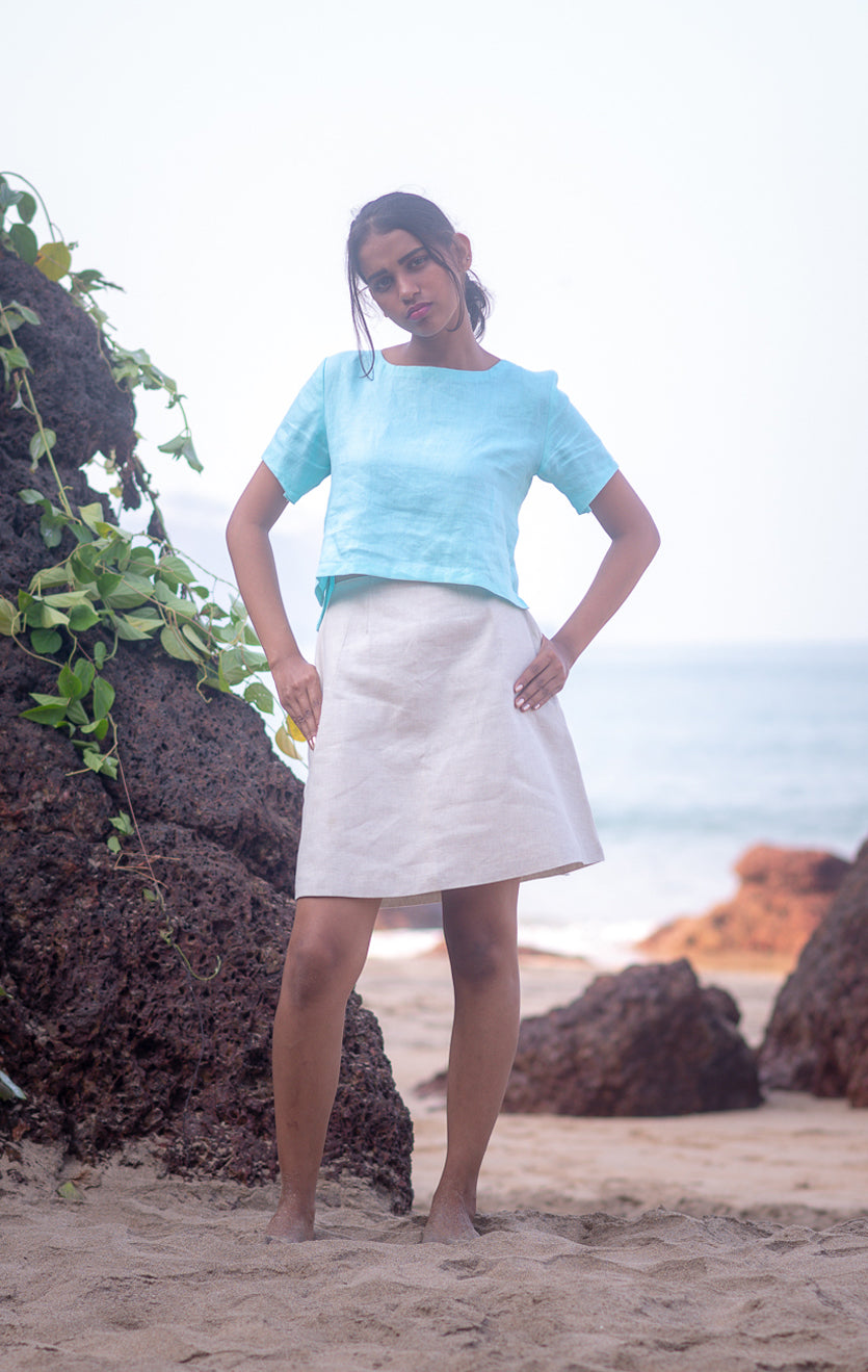 Boss beach skirt