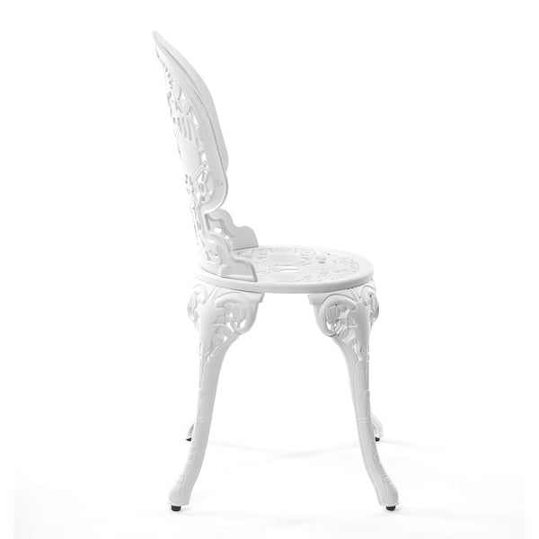 Industry Garden Seletti Chair, White