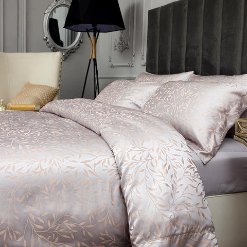 Olympia Luxury Duvet Cover Bedding Set