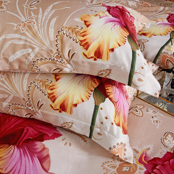 Orchid Luxury Duvet Cover Bedding Set