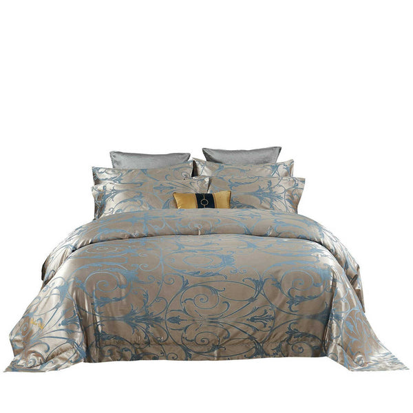 Saint Petersburg Jacquard Luxury Duvet Cover Bedding Set