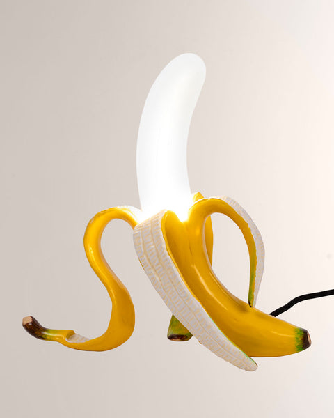 Banana Yellow Lamp Seletti, Louie