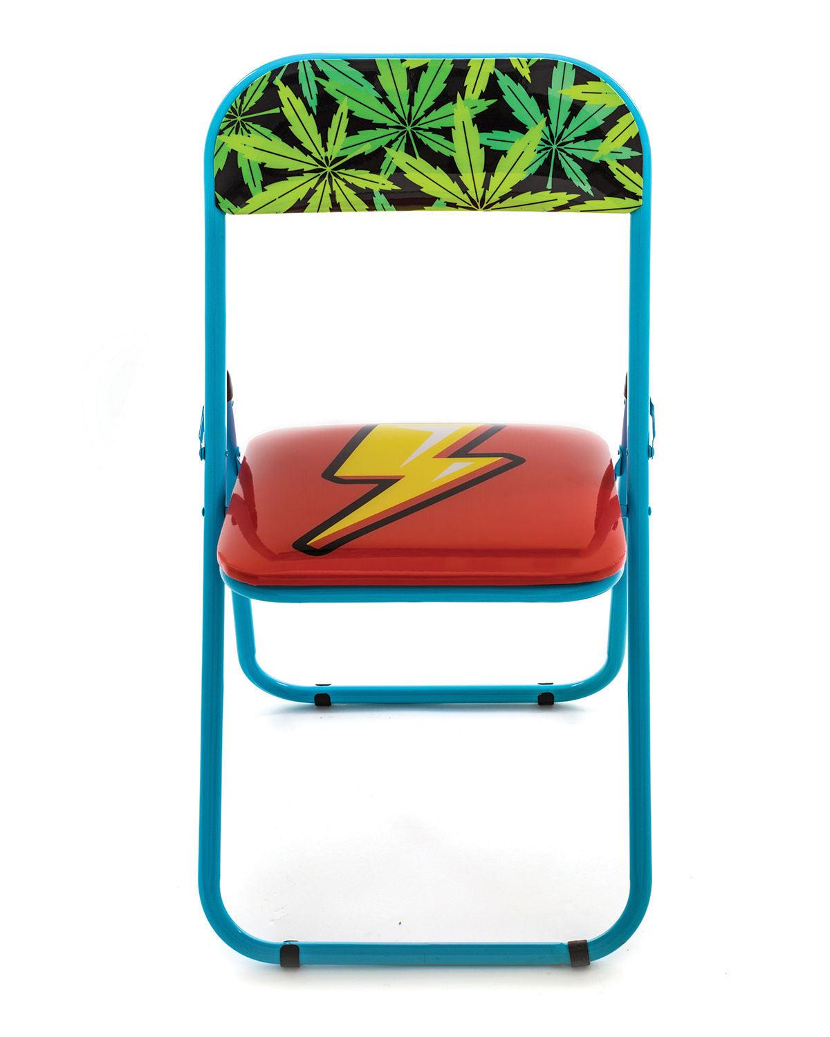 Metal Folding Chair Seletti, Flash