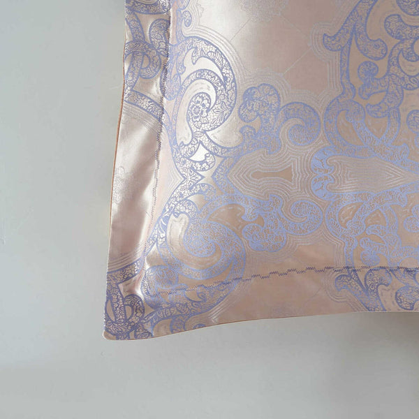 Perugia Jacquard Luxury Duvet Cover Bedding Set