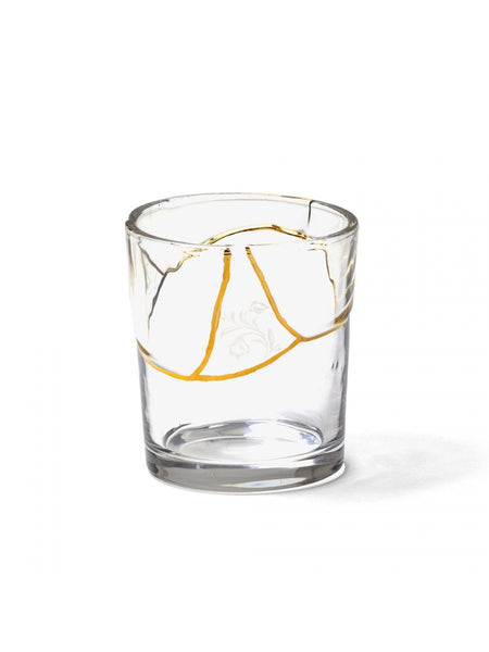 Kintsugi Glass 3, Seletti