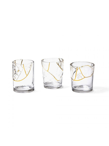 Kintsugi Glass 1, Seletti