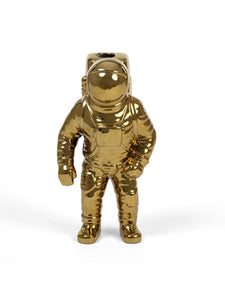 Starman Vase in Gold, Seletti
