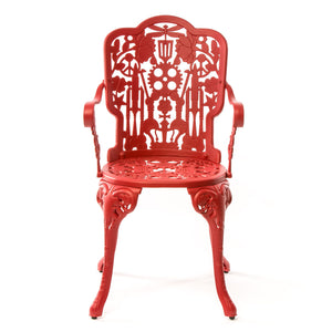 Industry Garden Seletti Armchair, Red