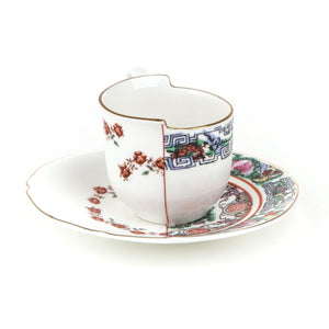 Hybrid Espresso Coffee Set with Saucer, Tamara