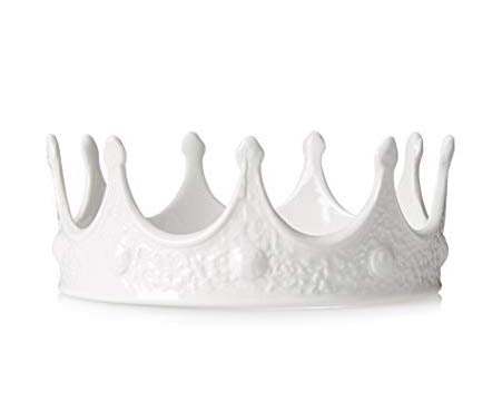 My Crown White Memorabilia Porcelain Edition, Seletti