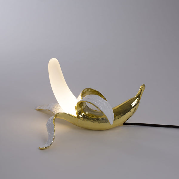 Banana Gold Lamp Seletti, Dewey