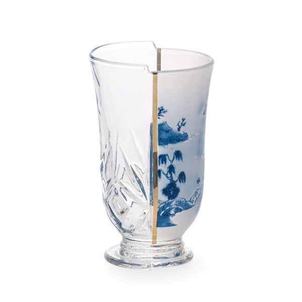 Hybrid Clarice Drinking Glasses Seletti, Set of 3