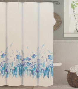 Cotton Shower Curtain Tahari Home, Lady