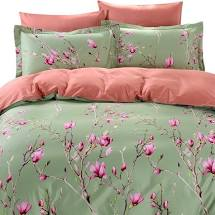 Cherry Blossoms Luxury Duvet Cover Bedding Set