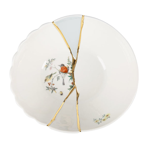 Kintsugi Serving Bowl 3, Seletti
