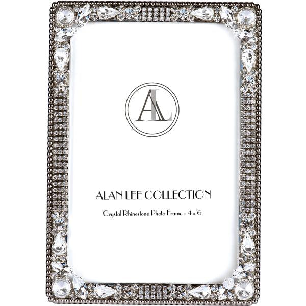 Alan Lee Collection Imperial Design Frame with Crystals