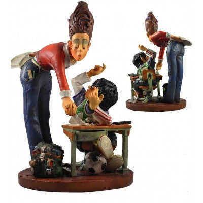 Teacher Student Figurine