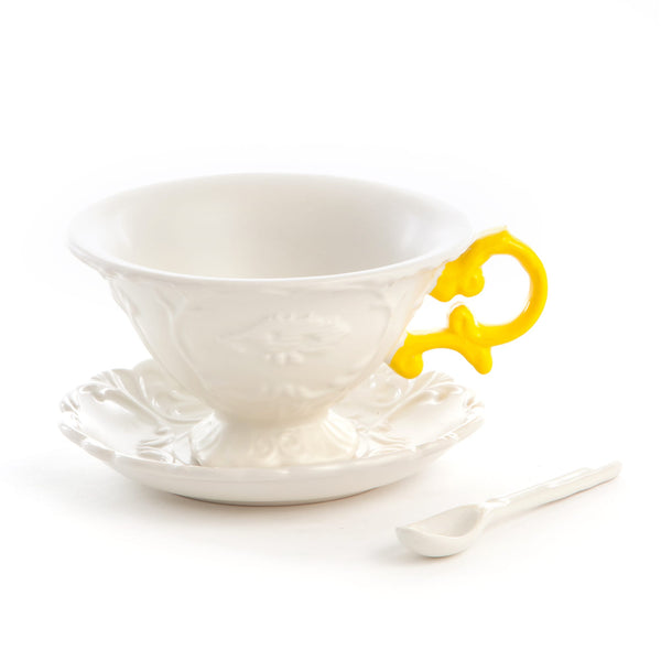 IWares Seletti Tea Set, Colored