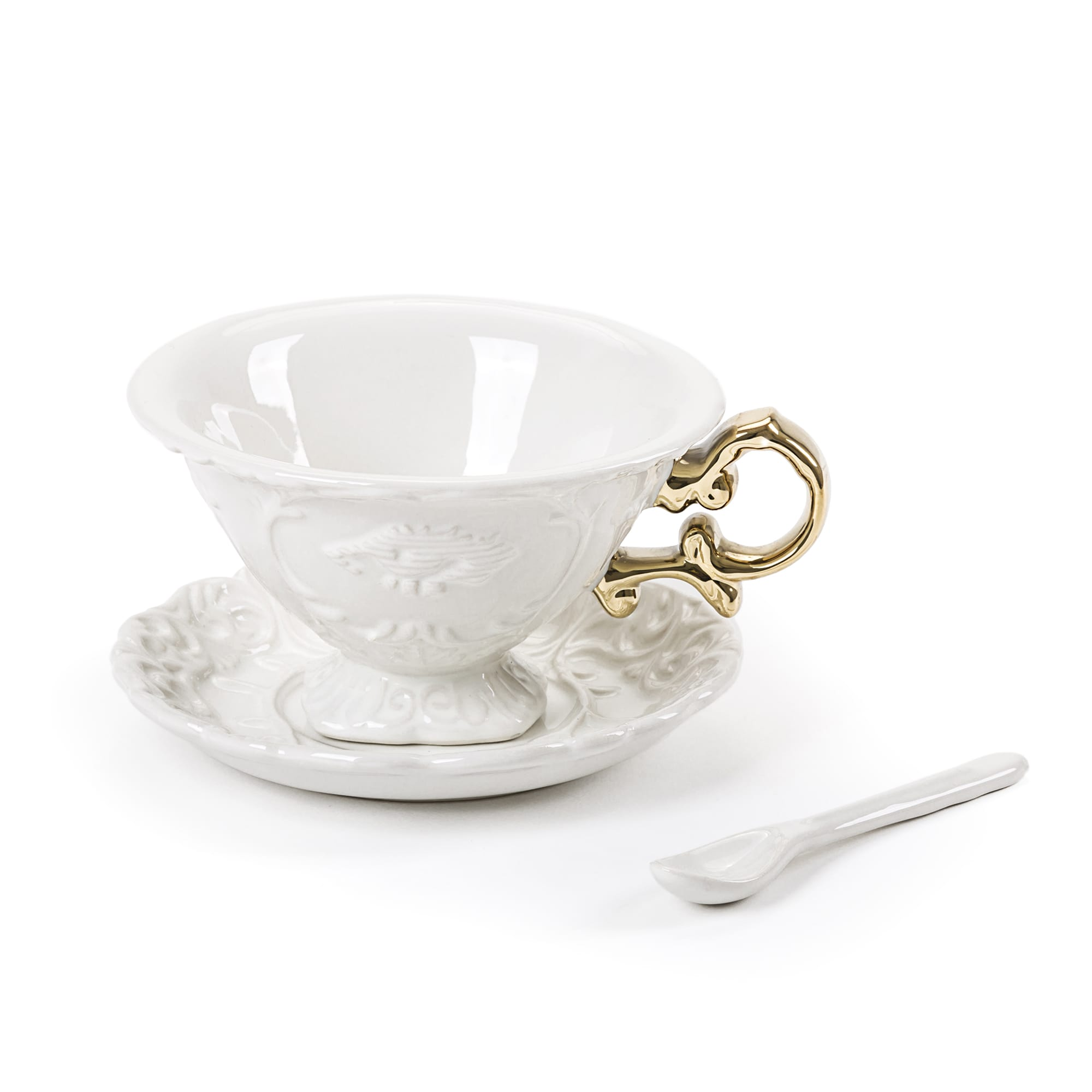 IWares Seletti Tea Set, Gold