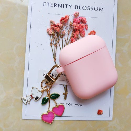 Cute Korean Silicone Case for Apple Airpods Case