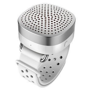 Mini Watch-Like Bluetooth High Power Stereo Speaker Music Player For Sports Jogging