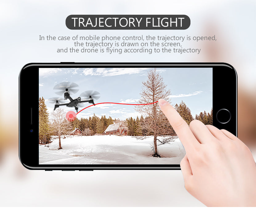 Drone X Pro With HD Dual Camera WIFI FPV SG106 RC Quadcopter