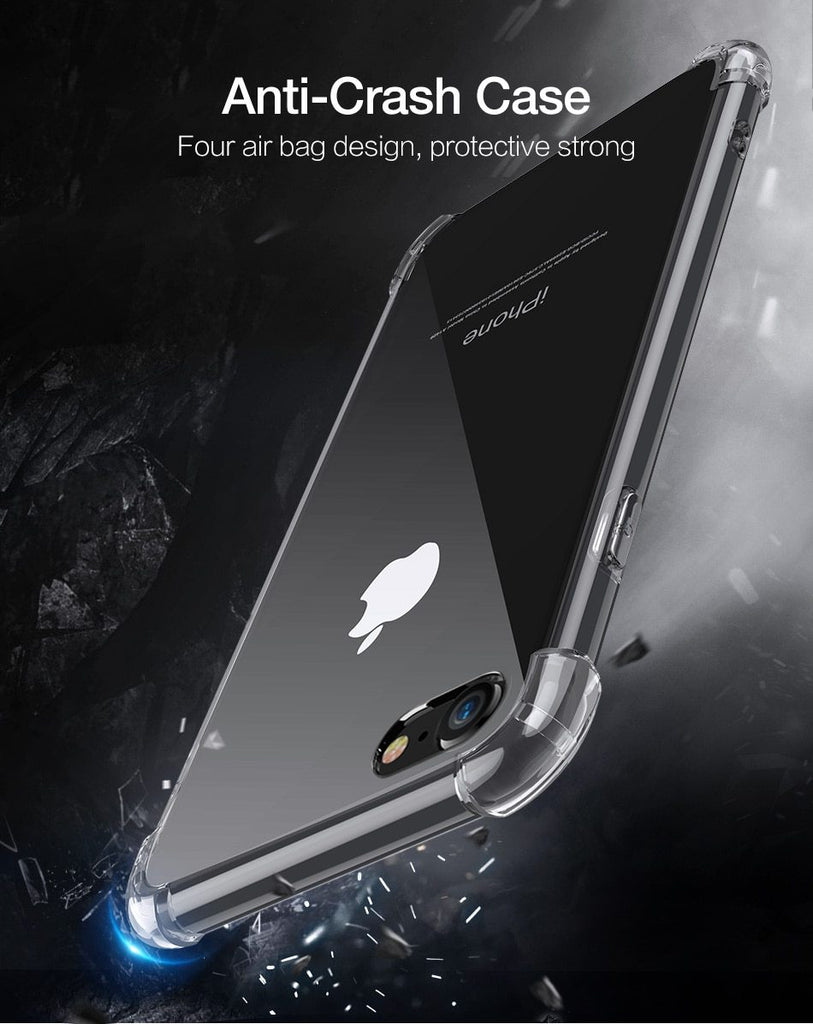 Shockproof Case For iPhone 11 Pro Max XS Max XR 5S 5 SE 7 X 6 7 8 Plus