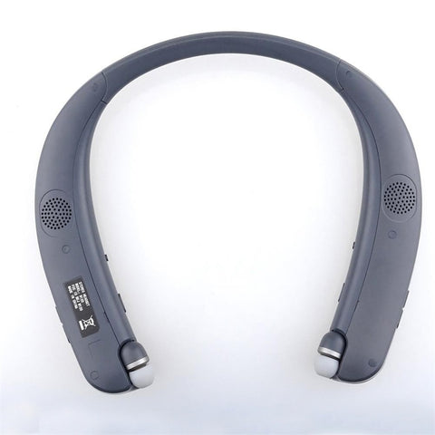 Creative Neck Hanging Portable Bluetooth Wireless Speaker For Running Travel Exercise