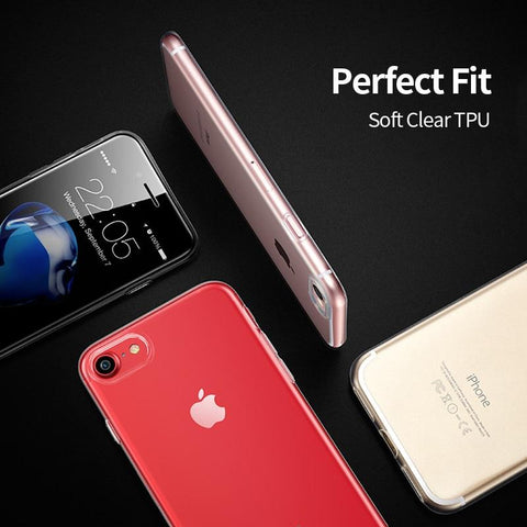 Image of Silicone Phone Case For iPhone 11 Pro 11Pro XS Max XR X R 8 7 6 6S S Plus 5 5S SE 8Plus 7Plus