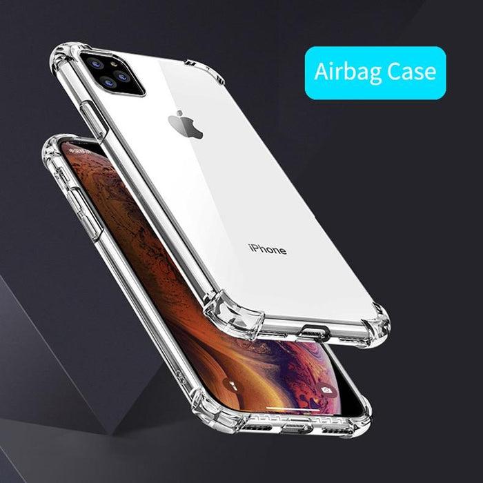 Soft Transparent Case for iPhone 11 Pro Max Clear TPU