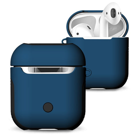 Image of Airpods 1st Generation Matte Case For Bluetooth Wireless Earphones