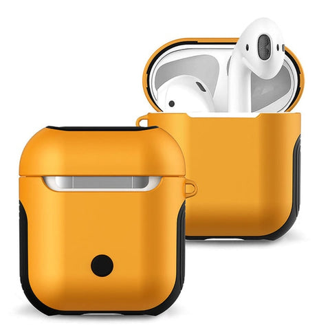 Airpods 1st Generation Matte Case For Bluetooth Wireless Earphones