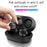 True Wireless Bluetooth Touch Control HIFI Earbuds Earphones Headset With Microphone + Charge Box